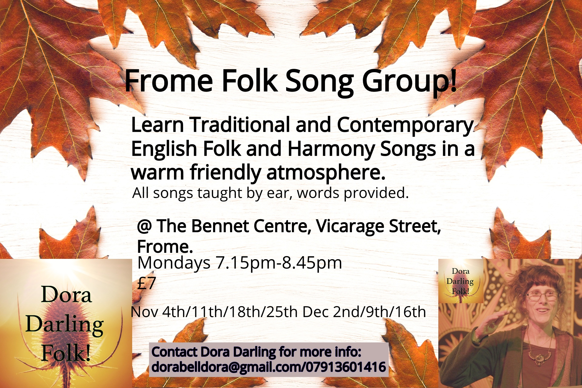 Frome Flyer Autumn 2019