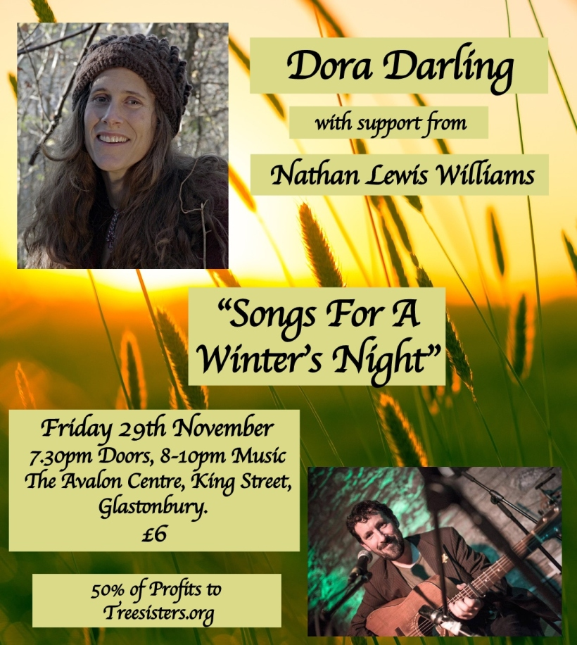flyer songs for a winters night